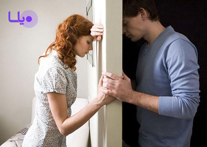 جدایی زوجین