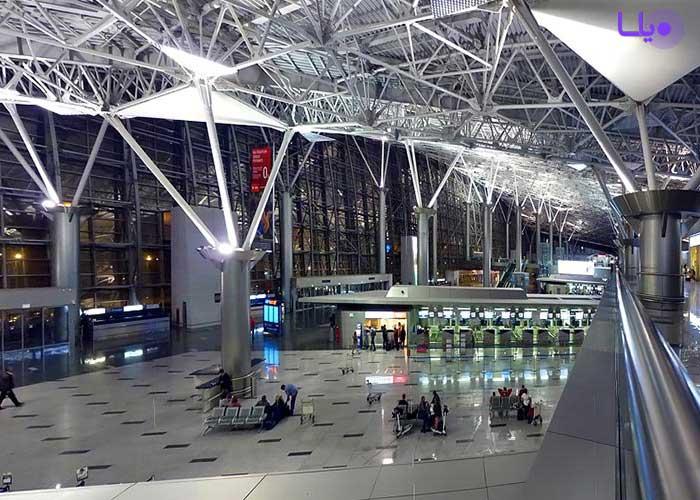 فرودگاه مسکو